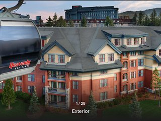 MARRIOTT's Timber Lodge - Presidents Week! Feb 15-22 - Ski IN/OUT