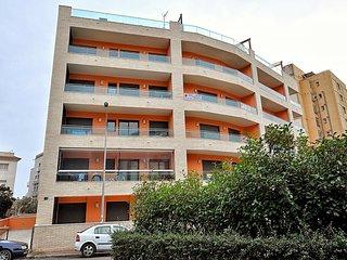 Cozy apartment a short walk away (310 m) from the 'Platja Sa Caleta' in Lloret d