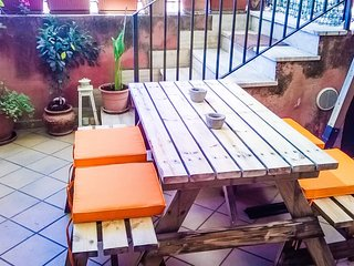 Spacious apartment in Realmonte with Parking, Internet, Washing machine, Air con
