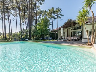 Villa 3 pièces spacieuse et moderne, piscine privée !