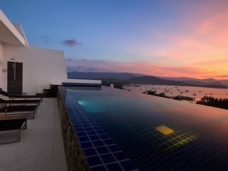 Luxury Sea View Pool Villa 'G' - uniQue Residences
