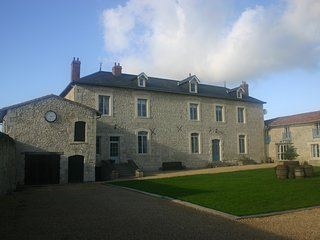 La Maison du Puits, newly converted 3 bedroom gite on the Loire/Vienne border