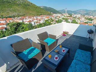 Rooftop Terrace Apartment
