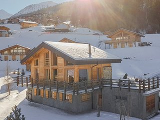 Chalet Inchalat - 4 bedroom chalet