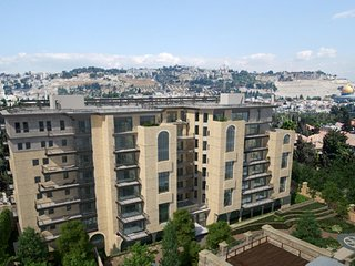 Jerusalem City Center New Boutique Apt.