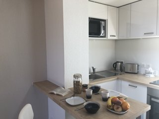 LES MELEZES DES CHAUMATES - Appartement 2 pieces 4 personnes avec vue