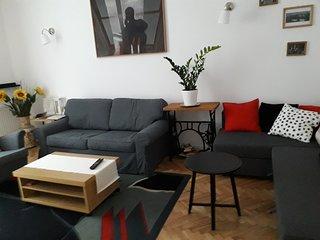 Luxueux et moderne appartement de 3 pieces  dans la vieille ville (4-8pers)