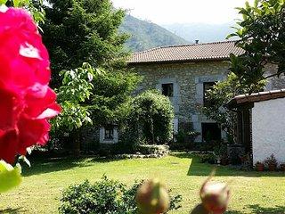 Casa Rural La Cuevona a 5km de Ribadesella y playas en Picos de Europa, 4-20 pax