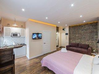 City Loft - hotel type design loft with stylish,modern and functional renovation