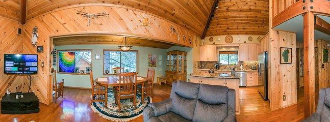 360 Degree of Living Room