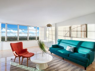 Miami Bayfront Furnished 2BR Apartment