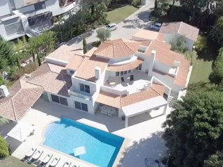Quinta do Lago Villa Sleeps 12 with Pool - 5621076