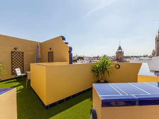 Green-Apartments Giralda:  2 Bedroom Deluxe con terraza