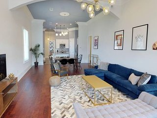 Gorgeous 4BR/3.5BA in Historic Treme by Domio