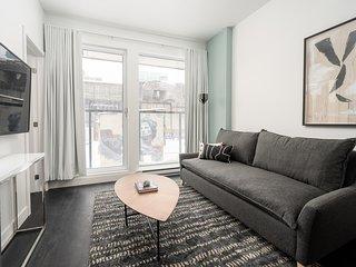 Vibrant 1BR in Griffintown Floor #2 by Sonder