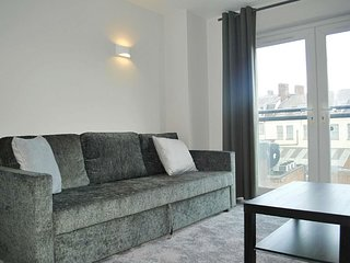 Newly Decorated 1 Bed Apt in the Heart of Cardiff