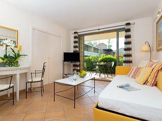 Appartement spacieux et lumineux 4p, acces piscine !