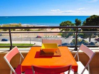 Apartamento vista a la playa para 5 personas en Cambrils(76647)