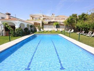 Casa vista a la piscina para 8 personas en Cambrils(69588)