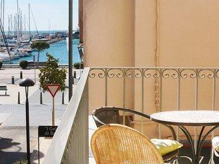 Apartamento junto al mar para 4 personas en Cambrils(137721)