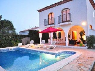 Villa bonita para 11 personas en Ametlla de Mar(59362)