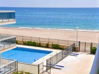 Apartamento vista a la piscina para 6 personas en Miami Playa(59121)