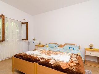 Double room with garden terrace - S2 Ruza Mljet