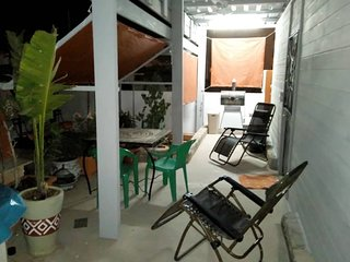 Amazing studio with terrace & Wifi