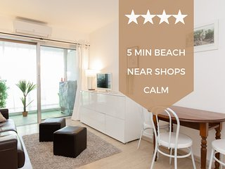KIKILOUE✌ 5 minutes from the beaches! ✌ Ideal location Cannes Croisette !