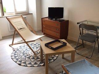 Nice studio with garden