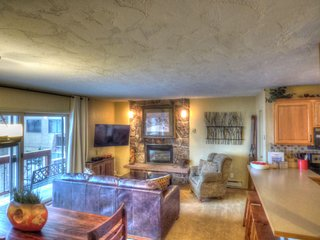 Ski To Your Door Ground Floor Updated Mountain View Private Deck Hot Tub