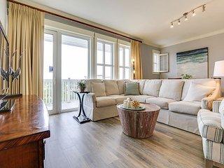 Huge floorplan at Baytowne Wharf condo - professionally designed ~ gorgeous