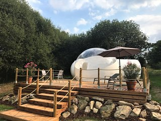 Bubble Suite Domaine de Lann Hallat