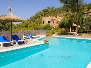 3 bedroom Villa with Air Con and WiFi - 5000825