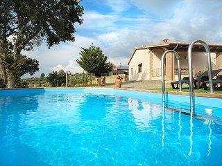 Villa indipendente con piscina privata