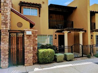 Private Two Bed Townhome- #103