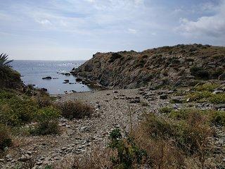Casa Caials en Cadaques primera linea de mar