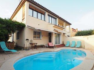 Casa Closets -  con piscina en la Costa Brava.