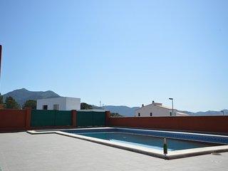 Anoia BX - Apartamento con piscina en Rosas.