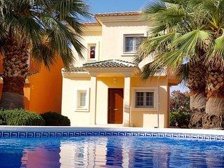 Villa Mosa - A Murcia Holiday Rentals Property