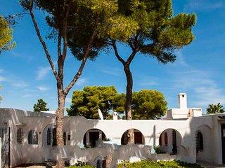 Cala Egos Villa Sleeps 6 with Pool Air Con and WiFi - 5000835