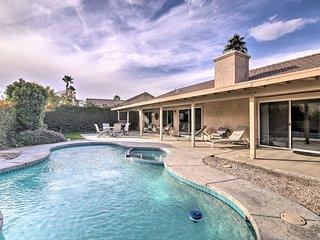 NEW! La Quinta Home w/Pool - 6 Mi to Polo Grounds!