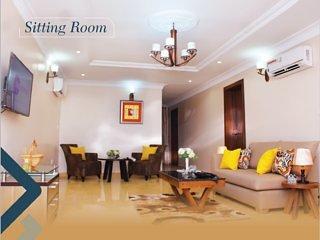 SSCFG LUXURY APTMS - 3 Bedroom Apartment #4