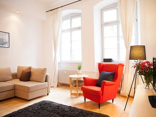 Comfortable cosy 2 bedroom apartment in the Heart of Heidelberg