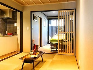 ☆Deluxe Kyo-Machiya near Kamo river and Gion