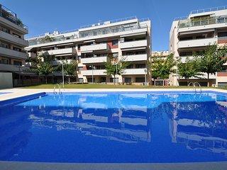 Cozy apartment very close to the centre of Lloret de Mar with Parking, Internet,