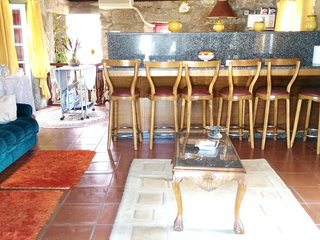 Cozy house in the center of Paços de Ferreira with Parking, Washing machine, Air