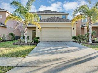 Disney 5BR Family Home- Big Pool, Veranda Palms Amenities! (2616SC)