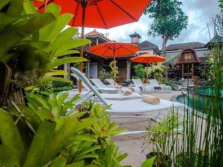 2BDR Tranquilty Villa in Ubud