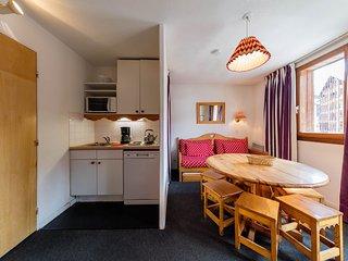 Appartement cosy et sympa 8p, plein centre de Risoul 1850